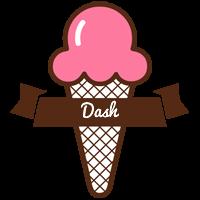 Dash premium logo