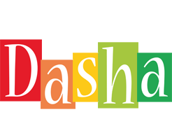 Dasha colors logo