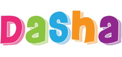 Dasha friday logo