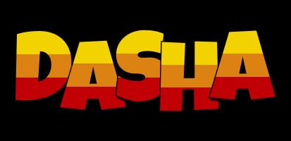 Dasha jungle logo