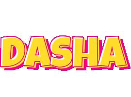 Dasha kaboom logo
