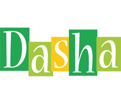 Dasha lemonade logo