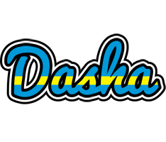 Dasha sweden logo