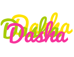 Dasha sweets logo