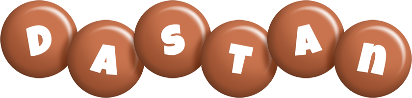 Dastan candy-brown logo