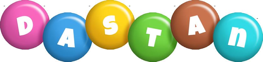 Dastan candy logo