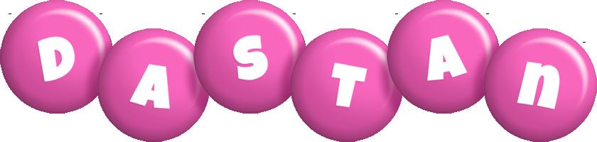 Dastan candy-pink logo
