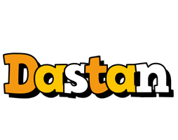 Dastan cartoon logo