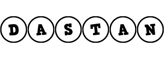 Dastan handy logo