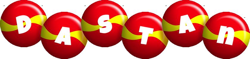 Dastan spain logo