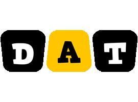 Dat boots logo