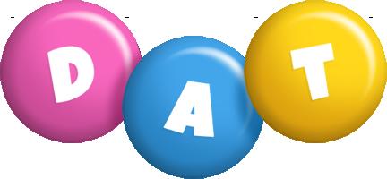 Dat candy logo
