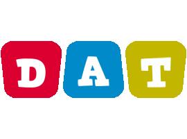 Dat daycare logo