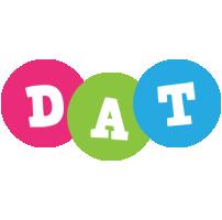 Dat friends logo