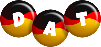 Dat german logo
