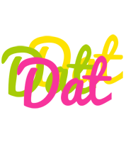 Dat sweets logo