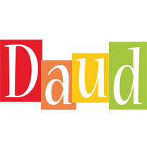 Daud colors logo