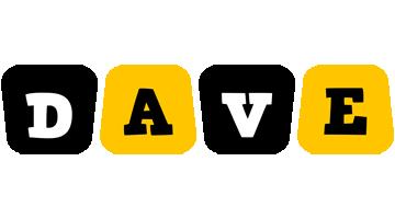 Dave boots logo