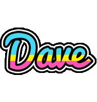 Dave circus logo