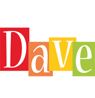 Dave colors logo