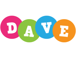 Dave friends logo