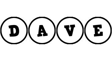 Dave handy logo
