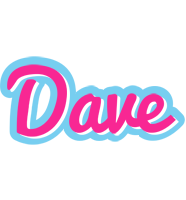 Dave popstar logo