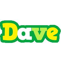 Dave soccer logo