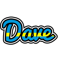 Dave sweden logo