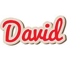 David chocolate logo