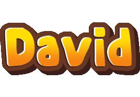David cookies logo