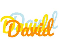 David energy logo