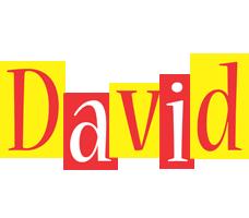 David errors logo