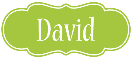 David family logo