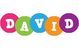 David friends logo