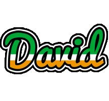 David ireland logo