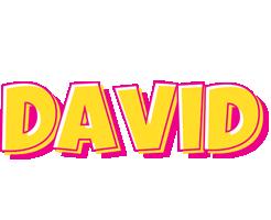 David kaboom logo