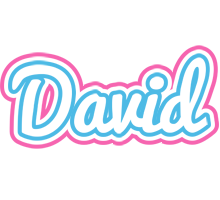 David outdoors logo