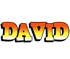 David sunset logo