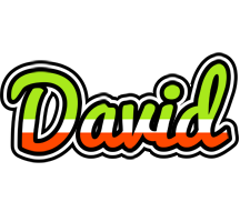 David superfun logo