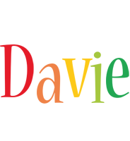 Davie birthday logo