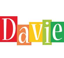 Davie colors logo