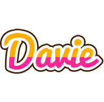 Davie smoothie logo