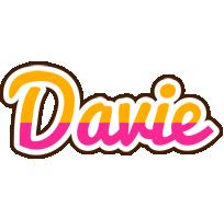 Davie smoothie logo