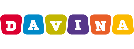 Davina kiddo logo