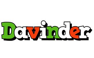 Davinder venezia logo