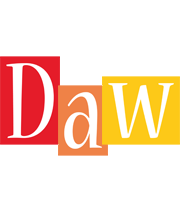 Daw colors logo
