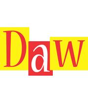 Daw errors logo