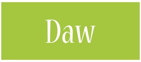 Daw family logo