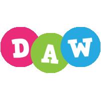 Daw friends logo
